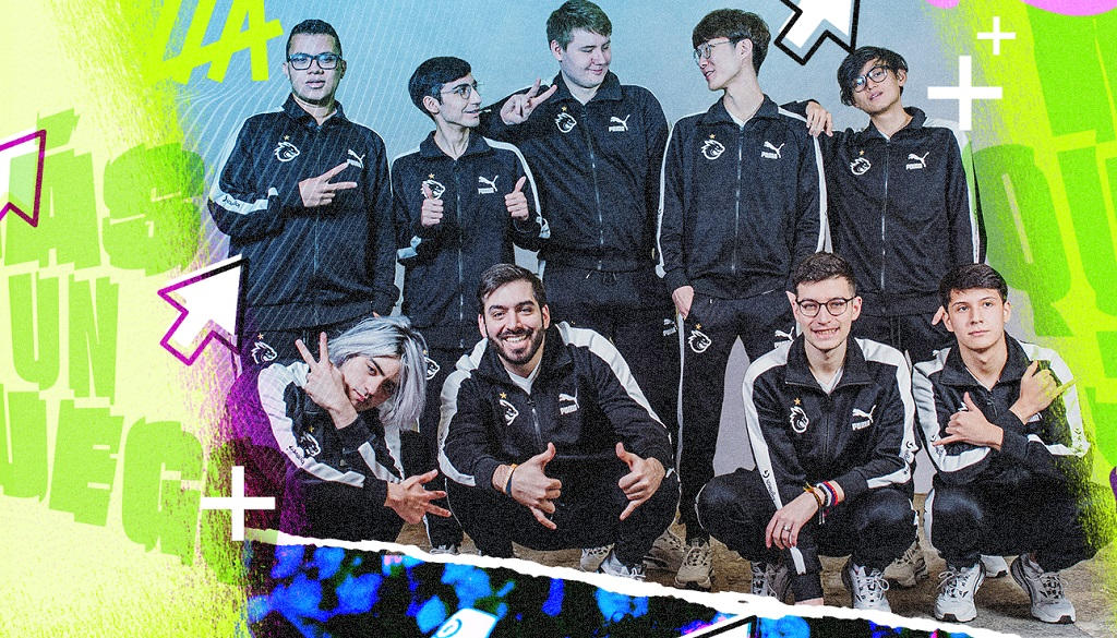 Puma se une a 'League of Legends' en Latinoamérica